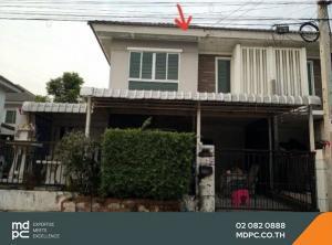 For SaleTownhouseRamkhamhaeng,Min Buri, Romklao : 🔥 Quick sale! 🔥 Townhouse price lower than project (Prueksa Ville 62/2 Nimitmai) 2-storey townhouse behind the rim, good condition, has a side balcony. Contact now!!