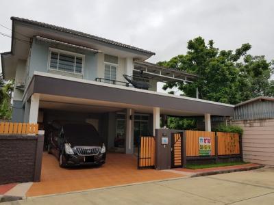 ขายบ้านบางแค เพชรเกษม : ขายบ้านเดี่ยว The Plant บางแค พื้นที่กว้าง 146.6 ตรว พร้อมเฟอร์นิเจอร์บางส่วน ใกล้ MRTหลักสอง