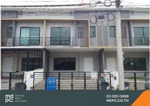 For SaleTownhouseOnnut, Udomsuk : 🔥 Quick sale! 🔥 Price lower than the project (The Connect Suan Luang-On Nut), good condition, has a parking space. Close to many amenities Contact now!!