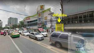 For SaleLandOnnut, Udomsuk : Land plot 252.40 sq wa, Soi Sukhumvit 77 (On Nut), next to Big C Department Store.