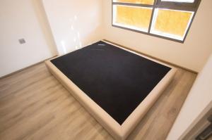 For SaleCondoKasetsart, Ratchayothin : Condo for sale Miti Chiva Kaset Station fully furnished.