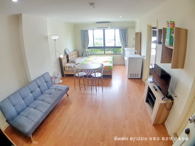 For SaleCondoRatchathewi,Phayathai : Condo for sale, Lumpini Ville, Phahon Suthisan, 30.54 sq.m., new furniture.