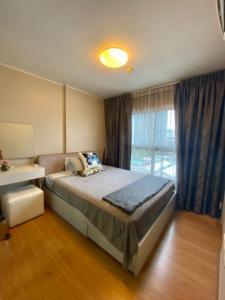 For RentCondoRamkhamhaeng, Hua Mak : For rent Dcondo Ramkhamhaeng Beautiful room, fully furnished with washing machine.