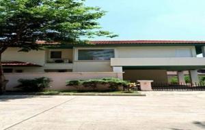 เช่าบ้านลาดพร้าว71 โชคชัย4 : ให้เช่าบ้านเดี่ยว 2 ชั้น พร้อมเฟอร์ฯ Bangkok Villa มีพื้นที่รอบบ้าน ลาดพร้าว 84 ประดิษฐ์มนูธรรม (HH2-HN686)