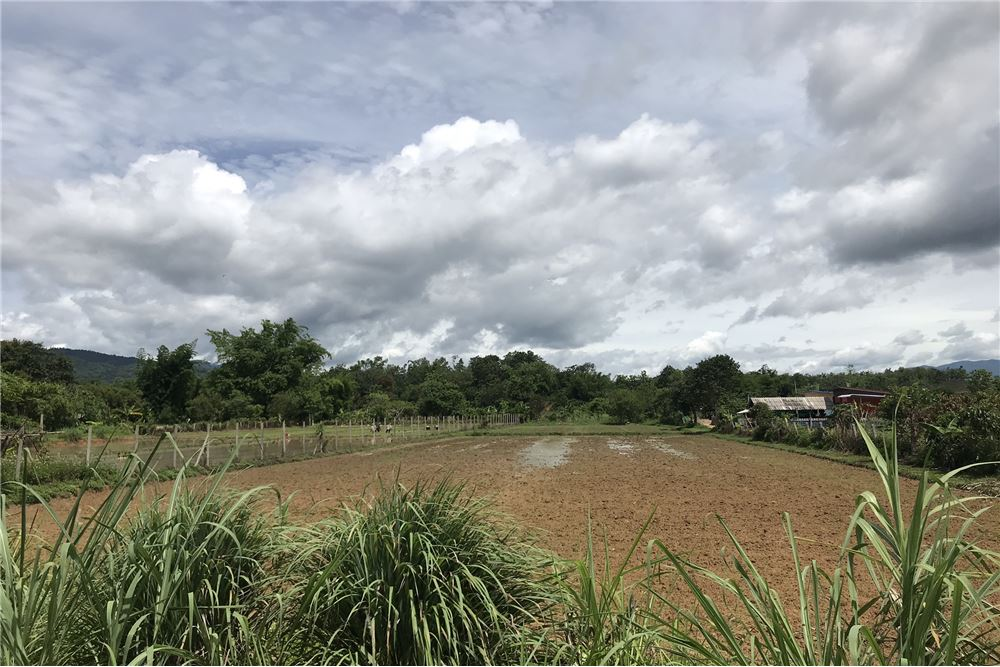 For SaleLandChiang Rai : Land for sale in Chiang Rai near West Bypass Road