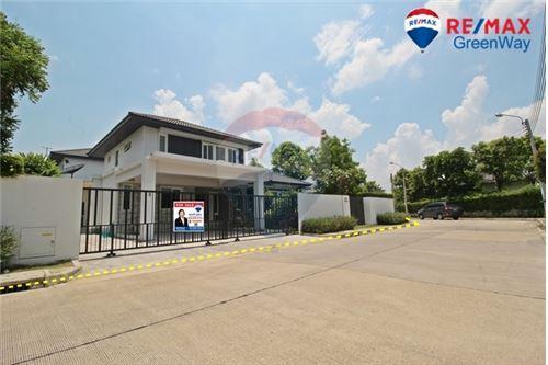 ขายบ้านเอกชัย บางบอน : ขาย บ้านเดี่ยว มัณฑนา วงแหวน - บางบอน ใหม่ หลังมุม - 920091006-195