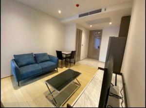 For RentCondoRama9, RCA, Petchaburi : Condo for rent Ashton Asoke - Rama9 Type 1 bedroom 1 bathroom Size 34 sq.m.