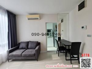 For RentCondoOnnut, Udomsuk : Condo for rent, The Sky Sukhumvit, beautiful room, ready to move in