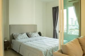 For RentCondoRatchadapisek, Huaikwang, Suttisan : Condo for rent Chapter One Eco Ratchada - Huaikwang fully furnished (Confirm again when visit).