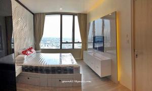 เช่าคอนโดบางซื่อ วงศ์สว่าง เตาปูน : ให้เช่าคอนโด 333 Riverside 💚 built in ห้องสวยมาก