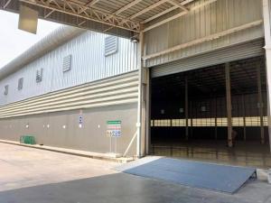For RentWarehouseBang Sue, Wong Sawang : Warehouse for rent, size 1,800 sq.m., Prachachuen Road, Wong Sawang, Bang Sue.