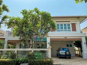 For RentHouseRamkhamhaeng,Min Buri, Romklao : RHT532 House for rent, area 90 square meters, Perfect Place Village, Ramkhamhaeng 164.
