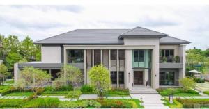 For SaleHousePinklao, Charansanitwong : Selling Super luxury house : Luxury House Rachaoruek - Jaran , 580 sqm , 167.5 sqw , 5 bed 6 bath 2 Maid Room , 4 Parking Lot ✔️SISB International School ✔️Kensington International School ✔️Sirirat Hospital ✔️Th