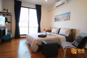 For RentCondoRatchadapisek, Huaikwang, Suttisan : For Amanta Ratchada  2Bed , size 83 sq.m., Beautiful room, fully furnished.