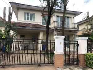 For RentHouseKasetsart, Ratchayothin : RHT529 House for rent 2 Manthana Village Floor Watcharaphon-Ramintra 1