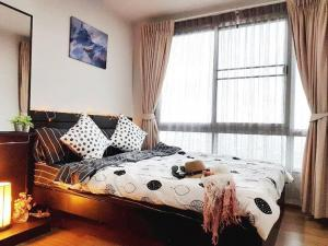 For RentCondoOnnut, Udomsuk : Special price!! For rent The Base Sukhumvit 77 walking distance to BTS On Nut.