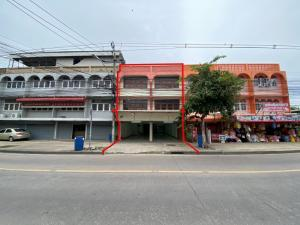 ขายตึกแถว อาคารพาณิชย์บางแค เพชรเกษม : ขายตึกแถว2คูหาเนื้อที่51ตารางวา ริมถนนบางแวก ใกล้ถนนกาญจนาภิเษกและเพชรเกษม