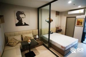 เช่าคอนโดท่าพระ ตลาดพลู : ** ให้เช่า Ideo Thaphra Interchange - 1ห้องนอน ขนาด 28 ตร.ม. พร้อมอยู่ MRT ท่าพระ **