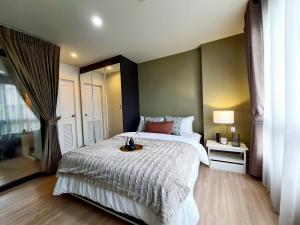 For SaleCondoBangna, Lasalle, Bearing : 💥 Just a step 🚶 to Central Bangna, big room 𝑇ℎ𝑒 𝑛𝑖𝑐ℎ 𝑚𝑜𝑛𝑜 𝑏𝑎𝑛𝑔𝑛𝑎