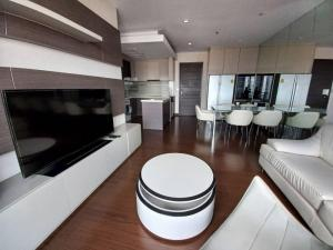 For RentCondoRatchadapisek, Huaikwang, Suttisan : For rent Ivy Ampio, condo near MRT Cultural Center, fully furnished 🔥