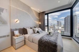 ขายคอนโดพระราม 9 เพชรบุรีตัดใหม่ : ถูกสุดชัวร์!!! Ashton Asoke Rama9 ราคา 6.59 ล้านบาท ห้องใหม่ ติดต่อ 0869017364