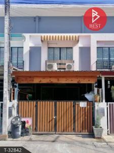 For SaleTownhouseSamrong, Samut Prakan : Townhouse for sale Thanyada Park View 3 Phraeksa-Thepharak Samut Prakan