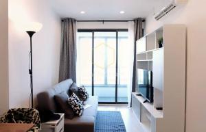 เช่าคอนโดปิ่นเกล้า จรัญสนิทวงศ์ : ให้เช่าคอนโด ไอดีโอ โมบิ จรัญ-อินเตอร์เชนจ์  (IDEO MOBI CHARAN-INTERCHANGE)  1 ห้องนอน  Condo for rent Ideo Mobi Charan-Interchange 1 Bedroom