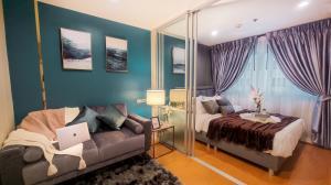 For SaleCondoBangna, Lasalle, Bearing : Urgent sale, Lumpini, Mega Bangna, newly decorated room, installment 5,XXX