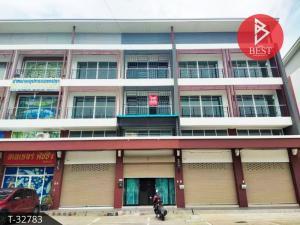 For SaleShophouseSamrong, Samut Prakan : Urgent sale, commercial building, 1 booth, Phraeksa Subdistrict, Mueang Samut Prakan District