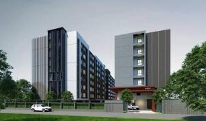 Sale DownCondoThaphra, Wutthakat : Condo for sale down payment 🎊RYE Talat Phlu🎊🎁 new room, red label 200 m. 🚝 BTS Talat Phlu ห้องนอน 1 bedroom (29-30 sq m.) Divide the functions perfectly. Conveniently near The Mall Thapra Thai market helps Thai The source of delicious food in Talat Phlu a