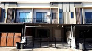 For RentTownhousePattanakan, Srinakarin : House for rent at The Connect Phatthanakan 38.