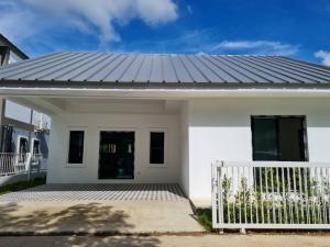 ขายบ้านเชียงใหม่ : C8MG100273 บ้านใหม่สไตล์มินิมอล 2 ห้องนอน 2 ห้องน้ำ