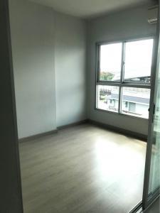 For RentCondoBang kae, Phetkasem : For rent, The Parkland Petchkasem-Bang Khae, 6th floor, Building B, empty room, low price