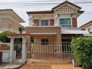 ขายบ้านบางใหญ่ บางบัวทอง ไทรน้อย : ขายบ้านเดี่ยว 2 ชั้น Perfect Place รัตนาธิเบศร์ (บางรักน้อย) ขนาด 50 ตารางวา สภาพสวย ทำเลดี