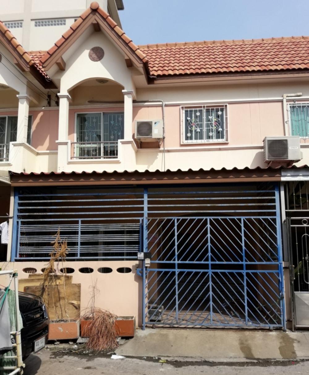 For SaleTownhouseBang kae, Phetkasem : Soi Petchkasem114 BKK houses, townhouses and land for sale by owner
