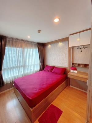 For RentCondoPattanakan, Srinakarin : Condo for rent, Lumpini Ville On Nut - Phatthanakan, corner room