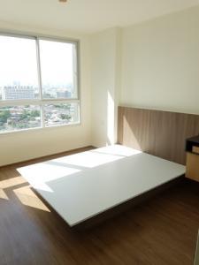 For SaleCondoRattanathibet, Sanambinna : U Delight Rattanathibet, new room, never used, fully furnished, 1.80 million baht, 31 sqm., 19th floor, east