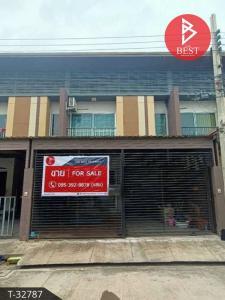 For SaleTownhouseRathburana, Suksawat : Townhome for sale, Sinnakorn Ville, Pracha Uthit-Khu Sang, Samut Prakan.