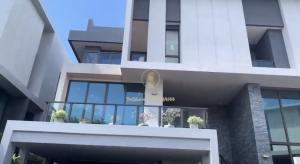 For SaleHouseYothinpattana,CDC : Urgent sale 🔹 (Baan Klang Muang Classe Ekamai - Raminthra) 🔹Additional, refurbishment, position and feng shui are very good, special price!!