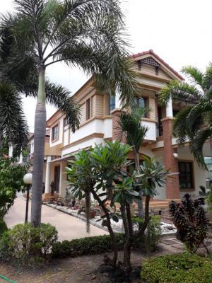 For SaleHouseSamrong, Samut Prakan : House for sale, Chuan Chuen Bangna Km. 29.