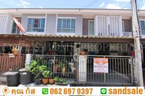 For SaleTownhouseRama5, Ratchapruek, Bangkruai : Townhouse for sale Pruksa Ville 43 Rama 5-Nakhon In.