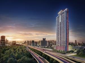 Sale DownCondoRama9, RCA, Petchaburi : J-33 1 hundred thousand per sq m!! Life Asoke Hype, a new condo on a prime location, New CBD