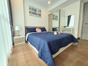 For RentCondoSukhumvit, Asoke, Thonglor : Condo Supalai Oriental Sukhumvit 39 @BTS Phrom Phong 46 sq.m 1Bed 18th floor Clear View, Fully furnished