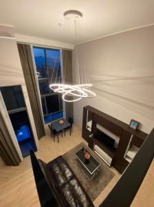 For RentCondoRama9, RCA, Petchaburi : For Rent Ideo new rama 9  beautiful view / west