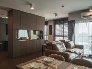 For RentCondoOnnut, Udomsuk : Promotion 1 month free for rent Condo Ideo Sukhumvit 93, large room, 3 bedrooms, 3 bathrooms, 1 storage room on the highest floor!
