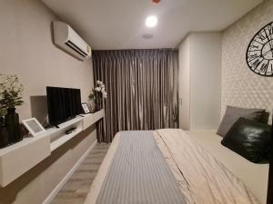 For RentCondoSamrong, Samut Prakan : Condo for rent, Pause Sukhumvit 115, size 22.5 sq.m., near Bts Pu Chao, only 300 meters
