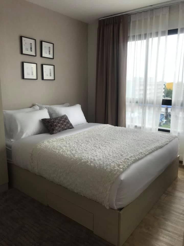 For RentCondoKasetsart, Ratchayothin : Condo for rent Notting Hill Phahon-Kaset 2 bedrooms.