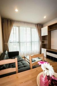 For RentCondoChengwatana, Muangthong : Condo for rent, The Base Chaengwattana, 2 bedrooms, corner room