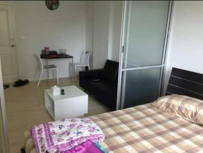 For RentCondoNawamin, Ramindra : 💖 for rent dcondo Ramintra dcondo ramintra 6000 baht 1 bedroom