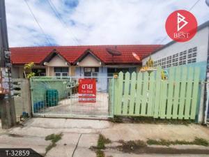 For SaleTownhouseSamrong, Samut Prakan : Townhouse for sale, Denchai, Phase 2, Khlong Asia, Samut Prakan.